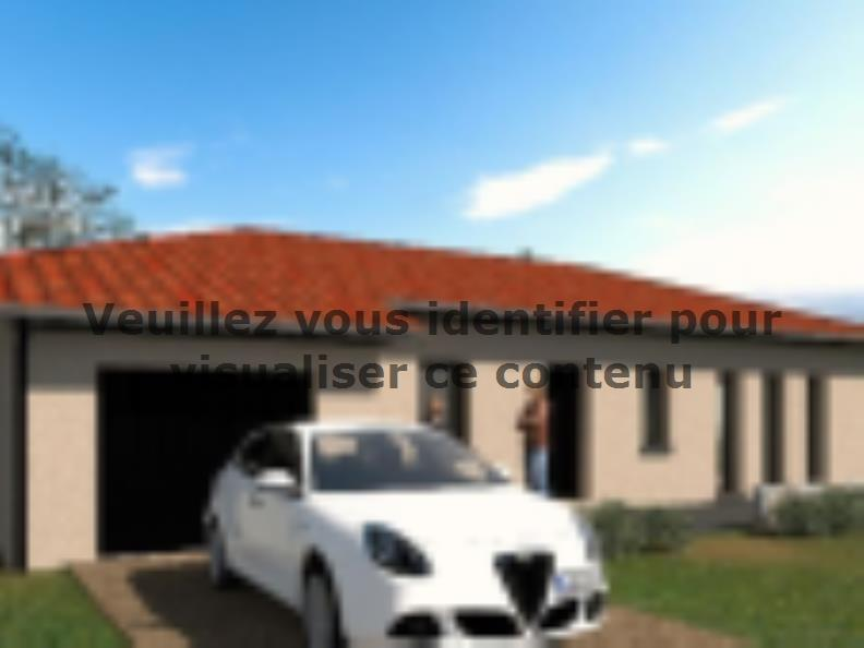 Modèle de maison PP96_P640V9 : Vignette 2