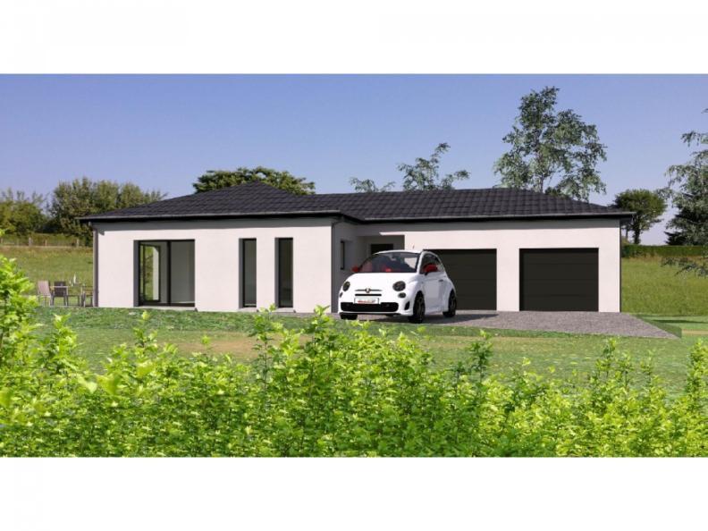 Modèle de maison PP124_P1142V2 : Vignette 1