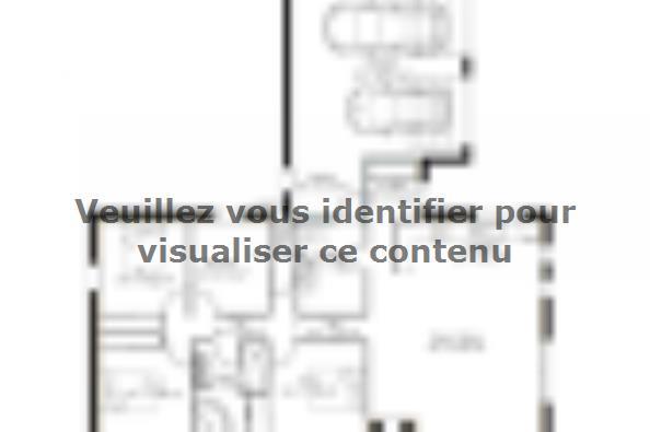 Plan de maison PP124_P1142V2 4 chambres  : Photo 1
