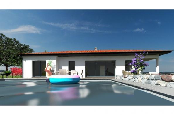 Modèle de maison PP131_P1029V5 4 chambres  : Photo 1