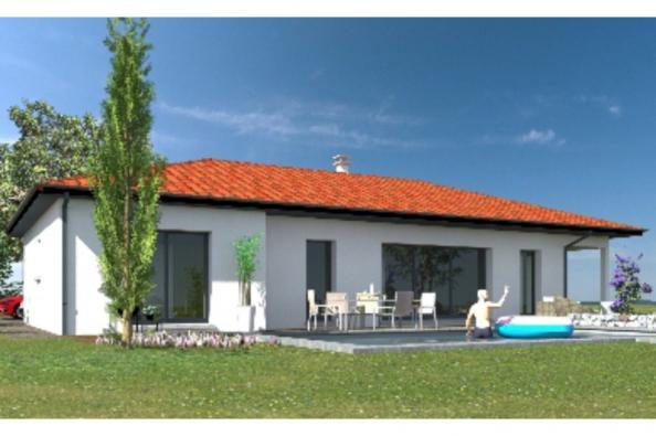 Modèle de maison PP131_P1029V5 4 chambres  : Photo 2
