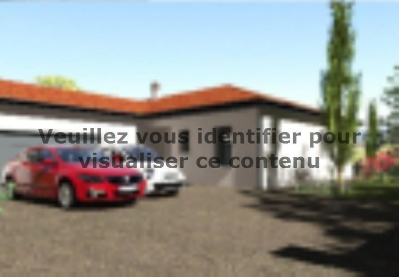 Plan de maison PP131_P1029V5 : Vignette 1