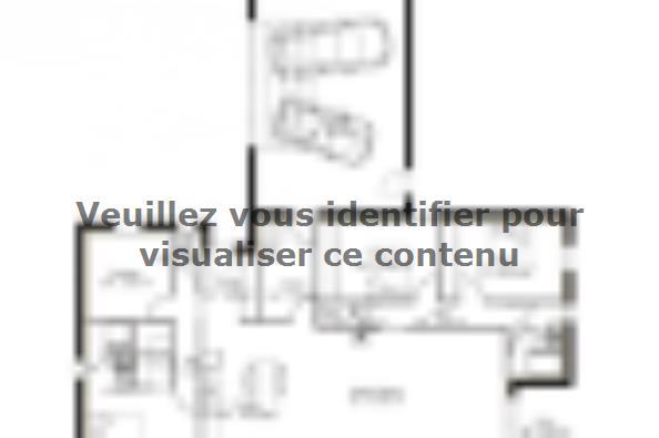 Plan de maison PP131_P1029V5 4 chambres  : Photo 2