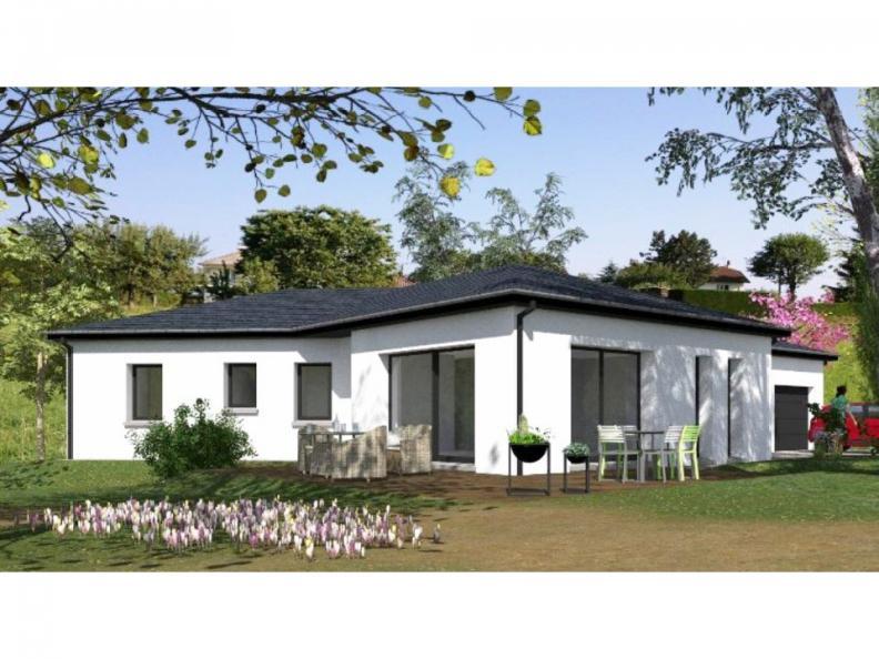 Modèle de maison PP122_P1142V5 : Vignette 1