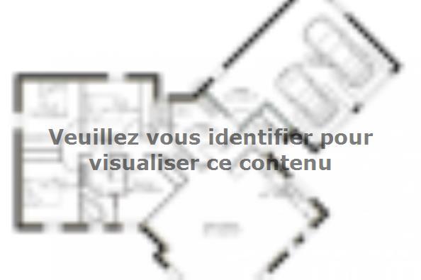 Plan de maison PP122_P1142V5 4 chambres  : Photo 1