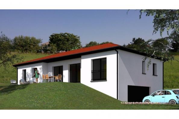 Modèle de maison SS122_P1127V2 4 chambres  : Photo 1