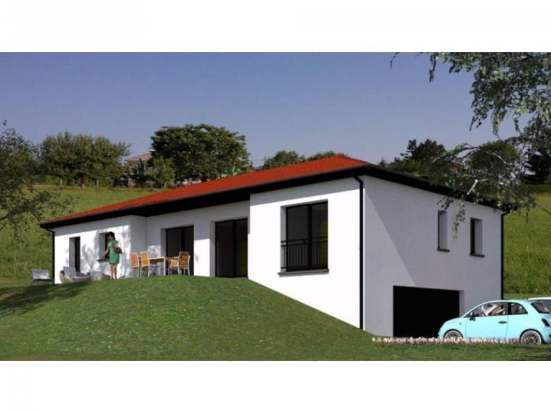 Modèle de maison SS122_P1127V2 : Vignette 1