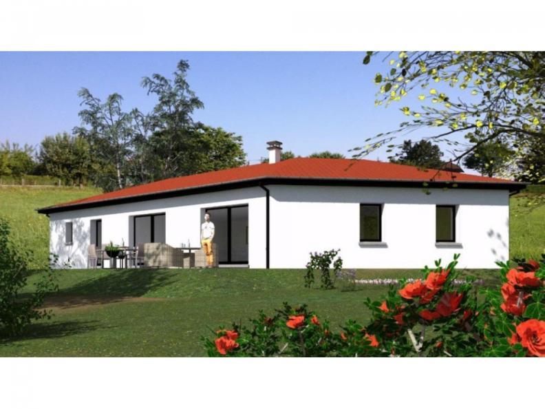 Modèle de maison PP135_P1271V2 : Vignette 1