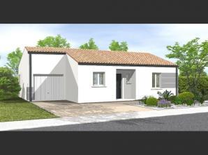 Maison neuve à La Roche-sur-Yon (85000)<span class='prix'> 155700 €</span> 155700