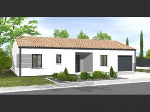 Maison neuve à Saligny (85170)<span class='prix'> 168350 €</span> 168350