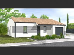 Maison neuve à La Roche-sur-Yon (85000)<span class='prix'> 188000 €</span> 188000