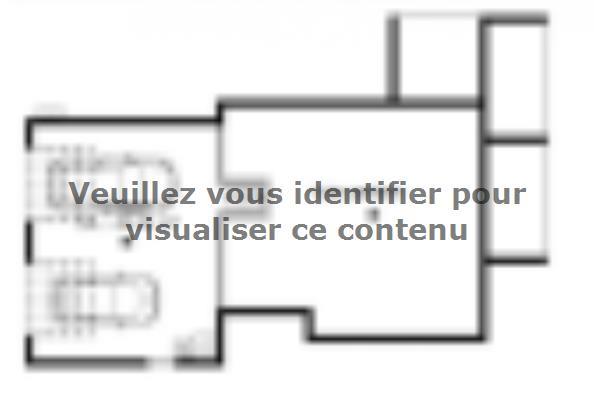 Plan de maison D96_P1478 4 chambres  : Photo 2
