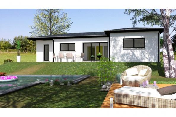 Modèle de maison SS104_P1455V2 3 chambres  : Photo 1
