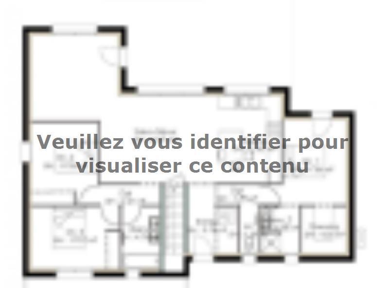 Plan de maison SS104_P1455V2 : Vignette 1