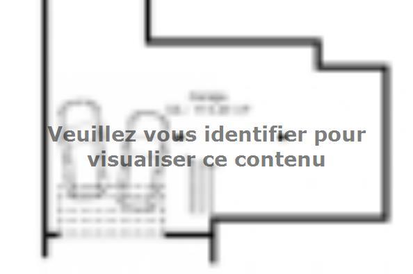Plan de maison SS104_P1455V2 3 chambres  : Photo 2