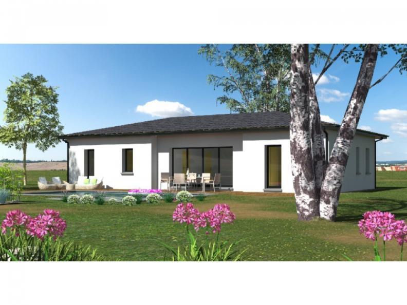 Modèle de maison PP103_P1256V5 : Vignette 1