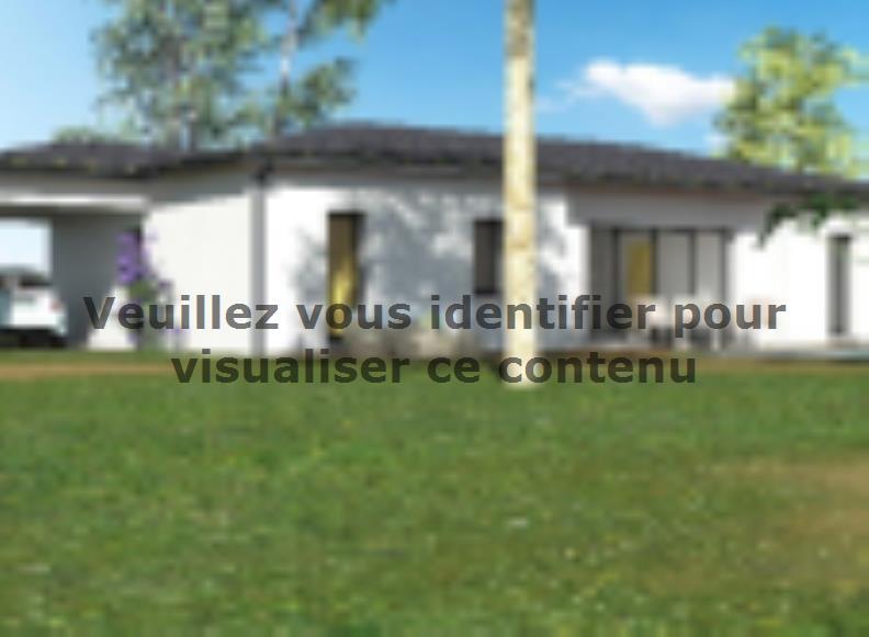 Plan de maison PP103_P1256V5 : Vignette 1