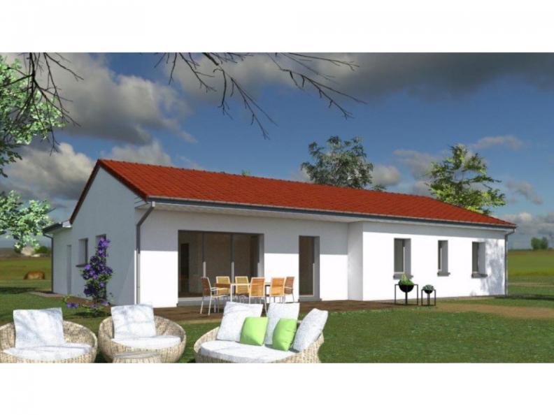 Modèle de maison PP121_P1134V2 : Vignette 1