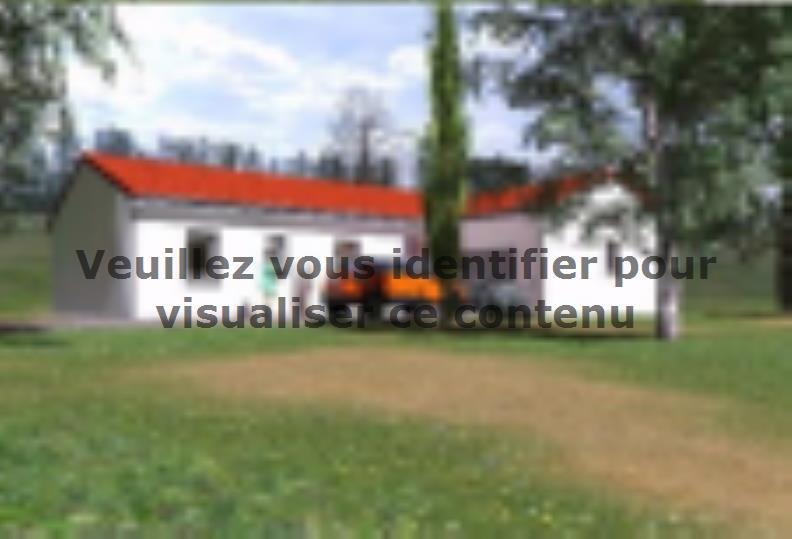 Plan de maison PP121_P1134V2 : Vignette 1