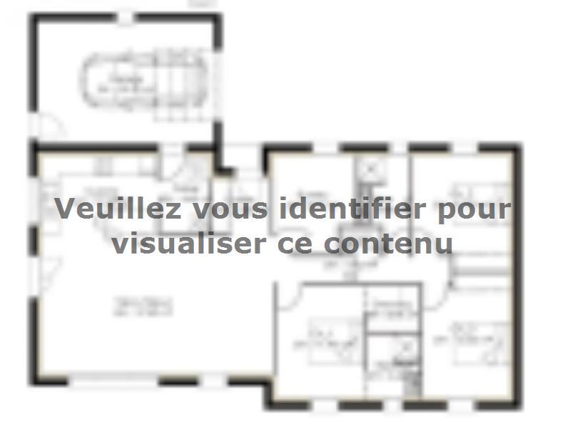 Plan de maison PP121_P1134V2 : Vignette 2
