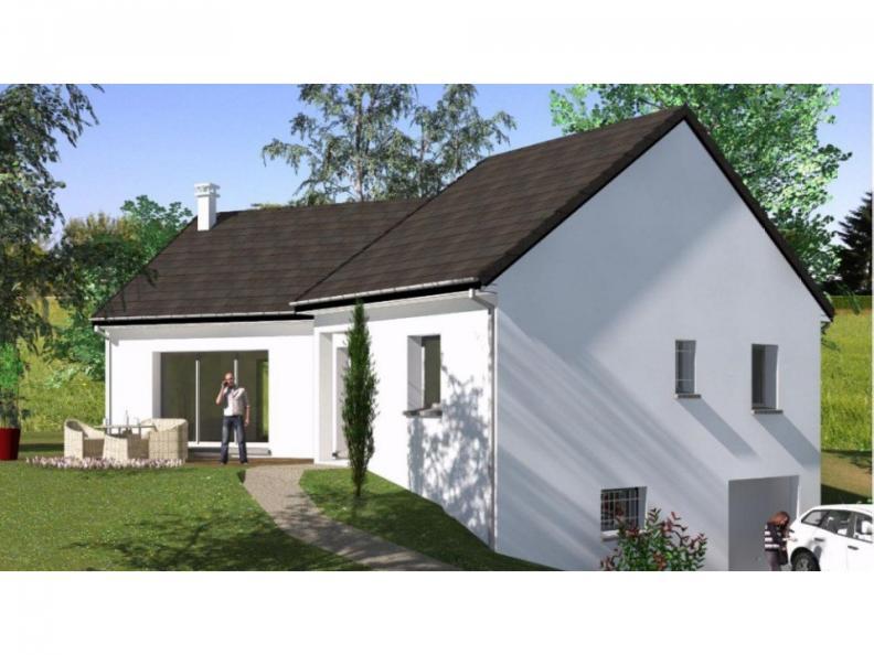 Modèle de maison SS86_P1171V3 : Vignette 1