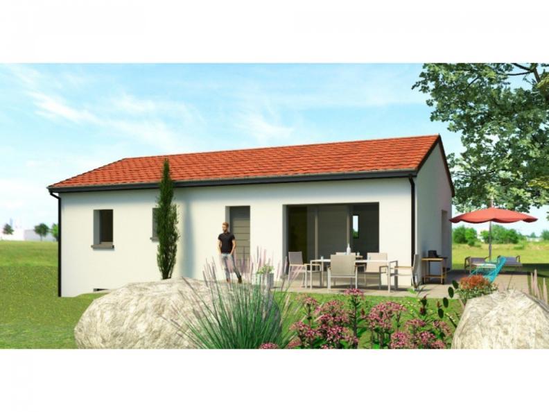 Modèle de maison SS88_P1543V5 : Vignette 1