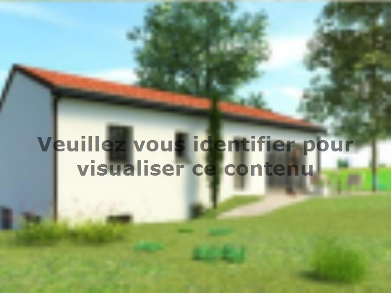 Plan de maison SS88_P1543V5 : Vignette 1