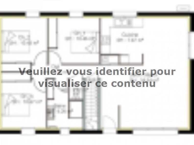 Plan de maison SS88_P1543V5 : Vignette 2