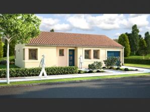 Maison neuve à Condé-Northen (57220)<span class='prix'> 199000 €</span> 199000