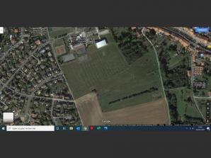 Terrain à vendre à Courcelles-Chaussy (57530)<span class='prix'> 48500 €</span> 48500