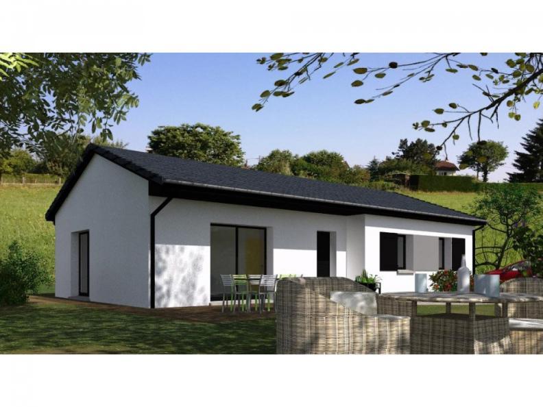 Modèle de maison PP93_P1148V3 : Vignette 1