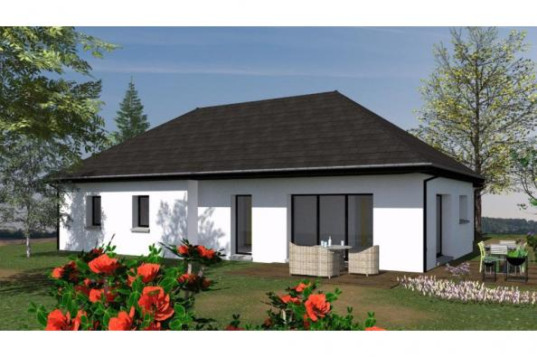 Modèle de maison PP113_1104V2 3 chambres  : Photo 1