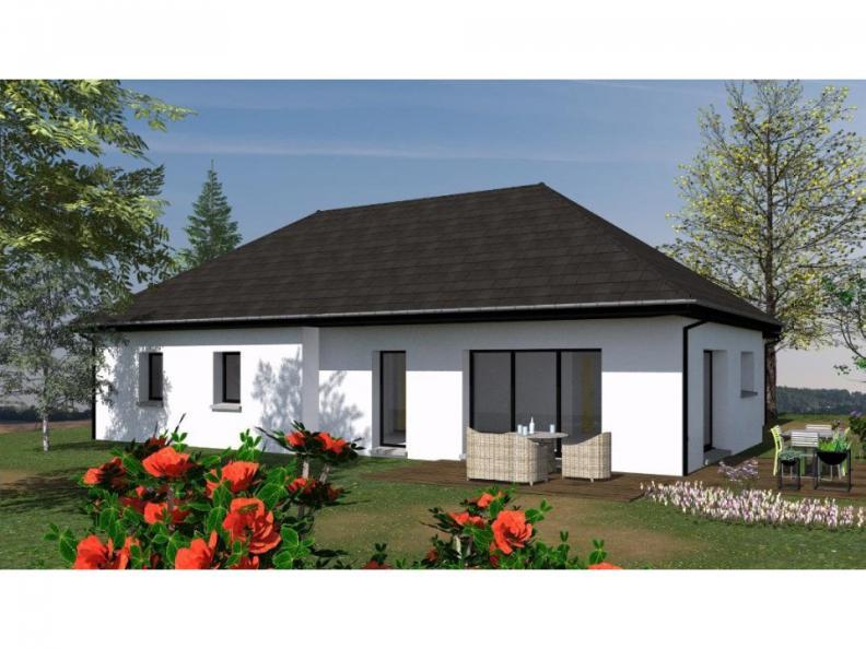 Modèle de maison PP113_1104V2 : Vignette 1