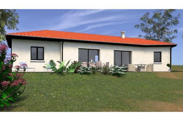 Modèle de maison PP111_P1698V6 5 chambres  : Photo 1