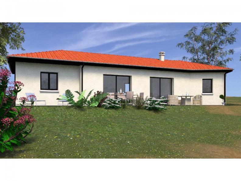 Modèle de maison PP111_P1698V6 : Vignette 1