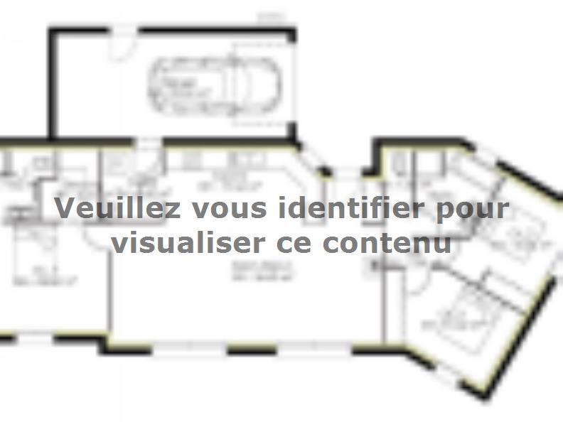 Plan de maison PP111_P1698V6 : Vignette 1