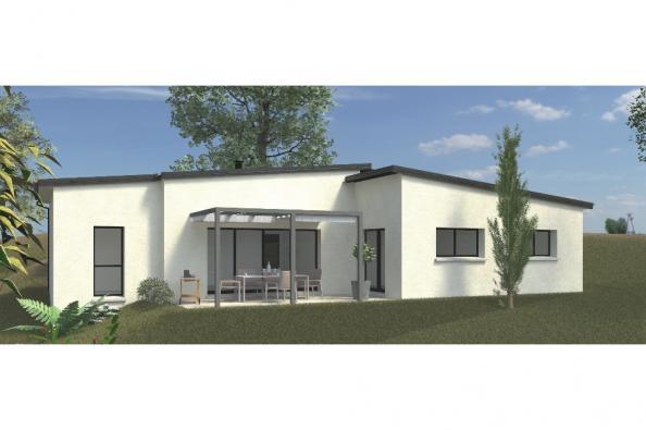 Modèle de maison PP130_P1589V7 3 chambres  : Photo 1