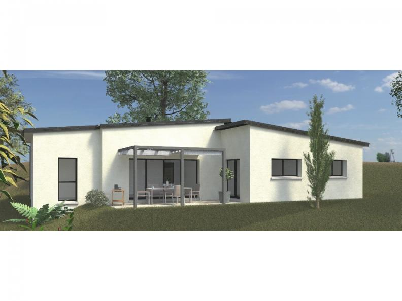 Modèle de maison PP130_P1589V7 : Vignette 1