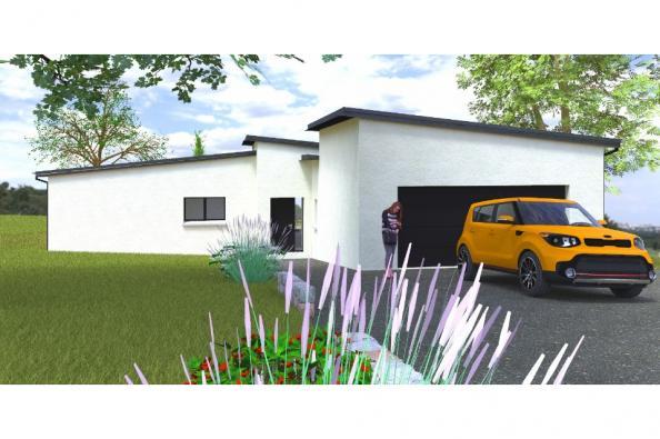 Modèle de maison PP130_P1589V7 3 chambres  : Photo 2
