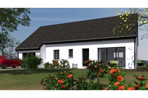 Modèle de maison PPC94_P1098V3 3 chambres  : Photo 1