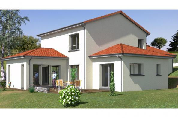 Modèle de maison PPE167_P1371V5 5 chambres  : Photo 1