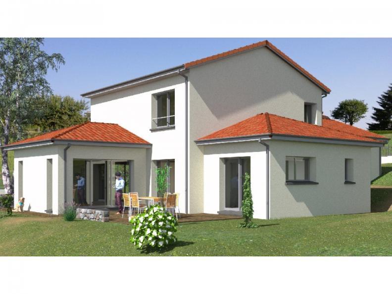 Modèle de maison PPE167_P1371V5 : Vignette 1