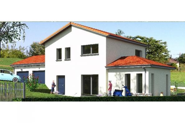 Modèle de maison PPE167_P1371V5 5 chambres  : Photo 2