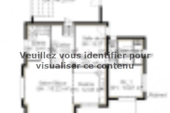 Plan de maison PPE167_P1371V5 5 chambres  : Photo 1