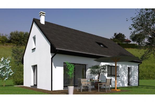 Modèle de maison PPCA128_P614V6 3 chambres  : Photo 1
