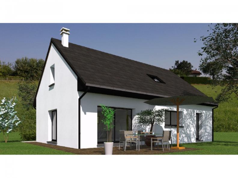 Modèle de maison PPCA128_P614V6 : Vignette 1