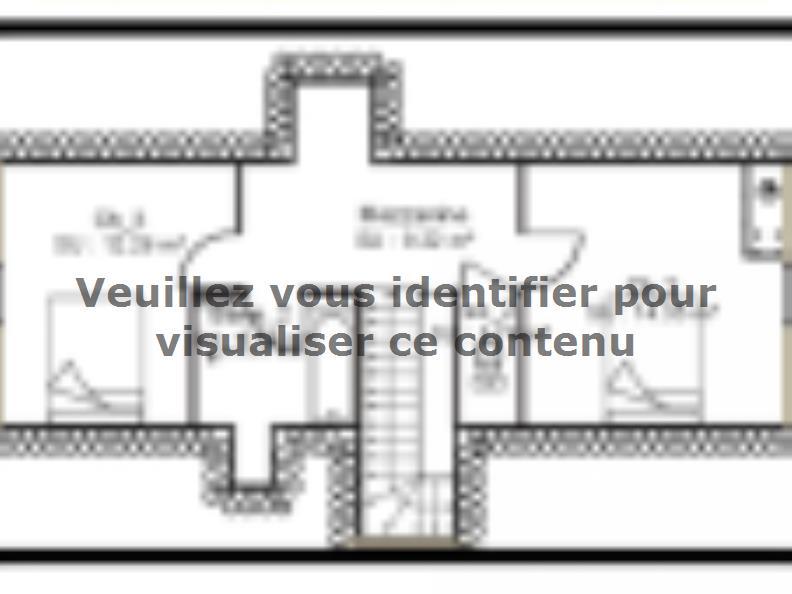 Plan de maison PPCA128_P614V6 : Vignette 2