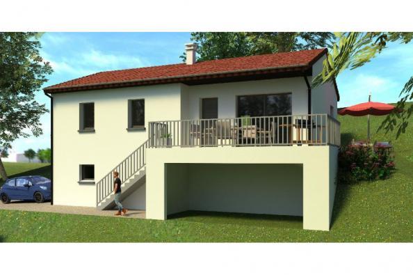 Modèle de maison SS83_P1574V4 3 chambres  : Photo 1