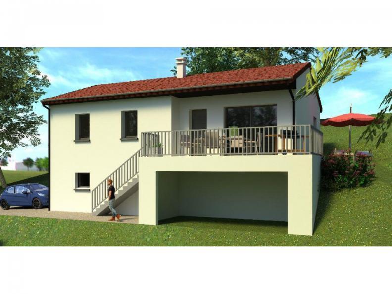 Modèle de maison SS83_P1574V4 : Vignette 1