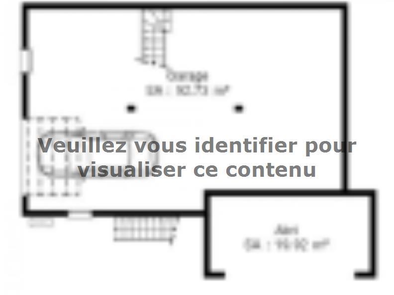 Plan de maison SS83_P1574V4 : Vignette 2